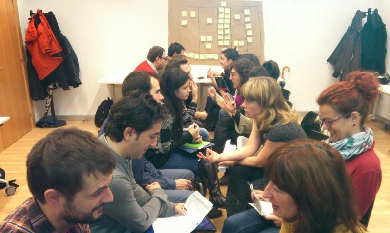 Plan Integral Personalizado de Apoyo al Emprendimiento 2013Vitoria-Gasteiz